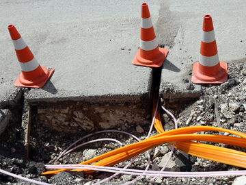 graven asfalt
